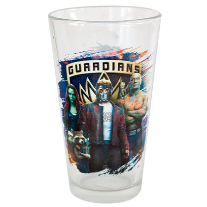 Guardians Of The Galaxy Vol. 2 Pint Glass