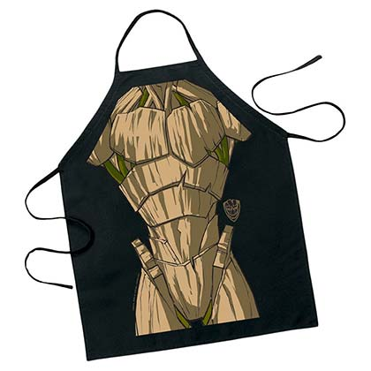 Guardians Of The Galaxy Groot Costume Apron