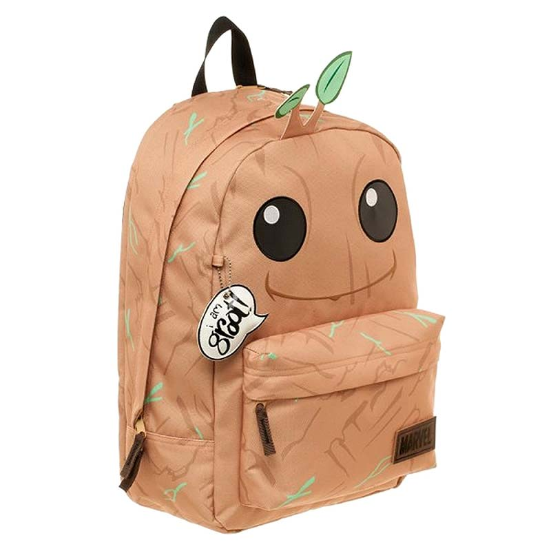 c9fe9a336a Guardians Of The Galaxy Superhero Groot Backpack