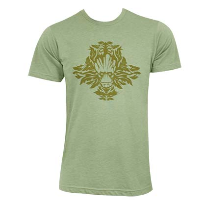Guardians Of The Galaxy Leafy Groot Men's T-Shirt