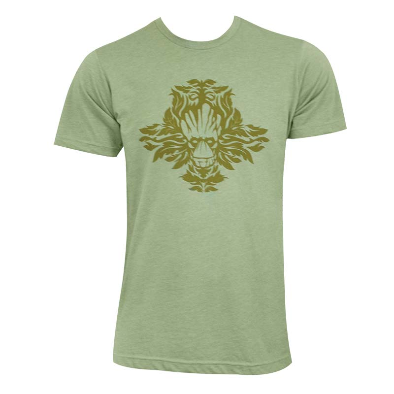 3343a171e item was added to your cart. Item. Price. Guardians Of The Galaxy Men's  Green Leafy Groot T-Shirt