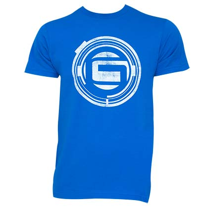 Guardians Of The Galaxy Men's Blue T-Shirt