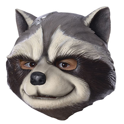 Guardians Of The Galaxy Adult Rocket Raccoon Costume Mask