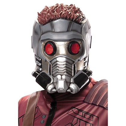 Guardians Of The Galaxy Silver Adult Star Lord Mask