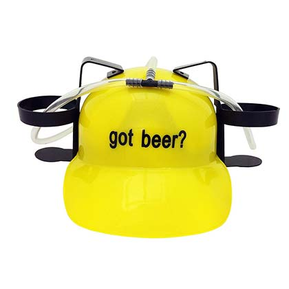 Got Beer Hard Hat