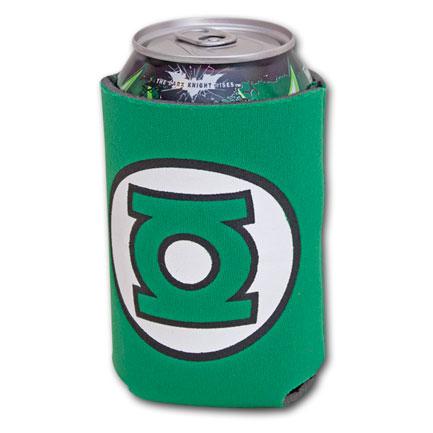 Green Lantern Koozie