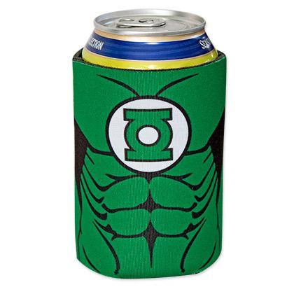 DC Green Lantern Beer Koozie