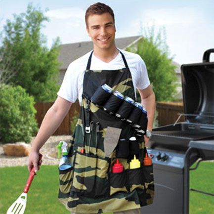 Men's BBQ Apron