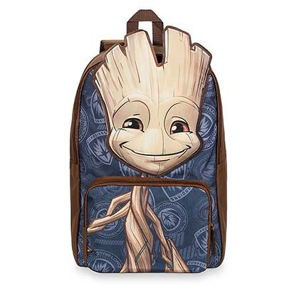 Guardians Of The Galaxy Groot Character Backpack