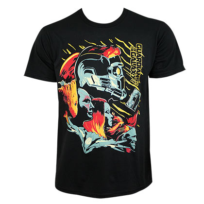 Guardians Of The Galaxy Startastic Men's T-Shirt