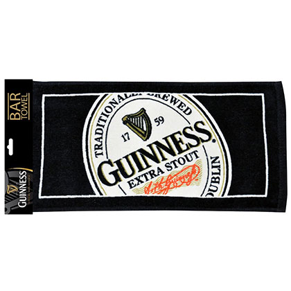 Guinness Extra Stout Bar Towel