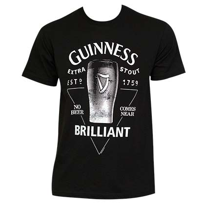Men's Cotton Guinness Status Apparatus Tee Shirt