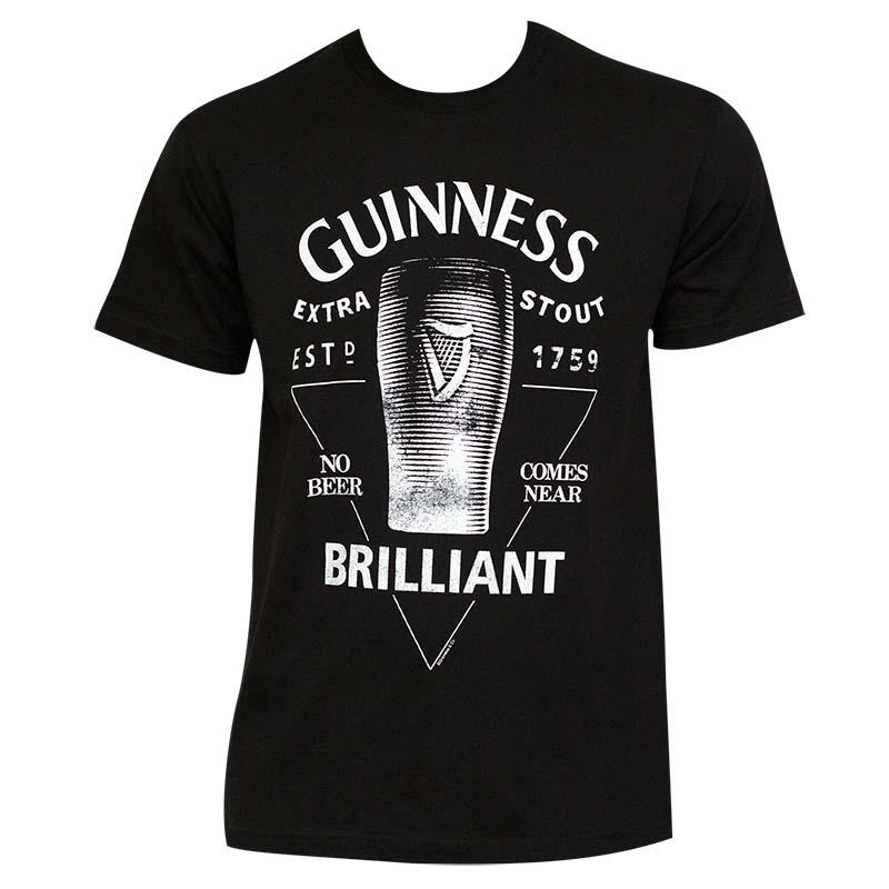 Men's Cotton Guinness Status Apparatus Tee Shirt