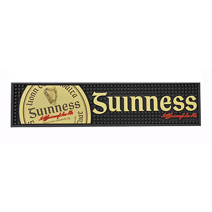 Guinness Gaelic Label Bar Mat