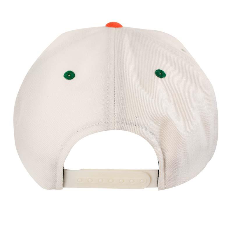 Guinness White Irish Flag Snapback Hat