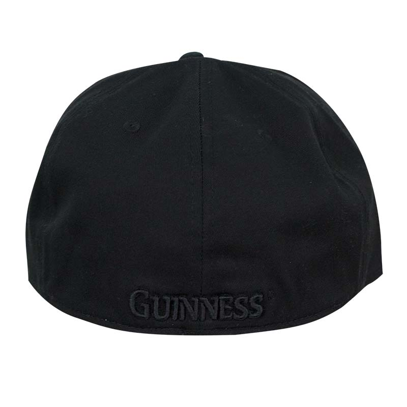 f437bd18a6000 Guinness Black Flat Brim Hat