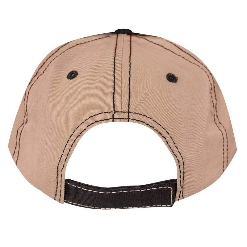Guinness Black Harp Logo Strap Back Hat