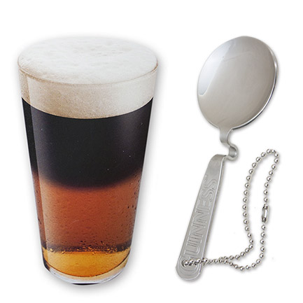 Guinness Mixer Pouring Spoon