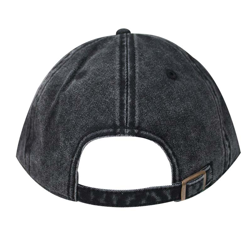 Guinness Extra Stout Puffy Logo Washed Black Men's Hat