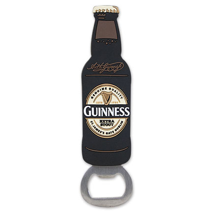 Guinness Bottle Opener Magnet
