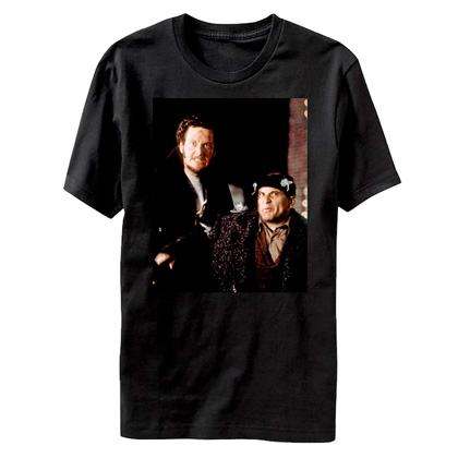 Home Alone Harry and Marv Tshirt