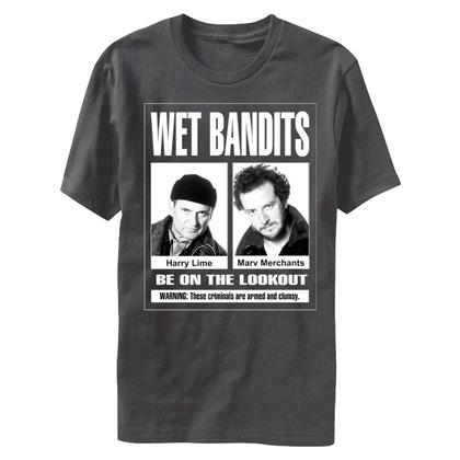 Home Alone Wet Bandits Tshirt