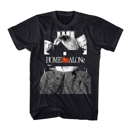 Home Alone Poster Tshirt
