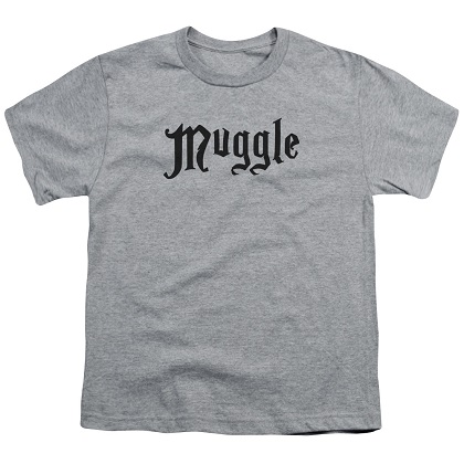 Harry Potter Muggle Youth Tshirt