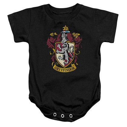 Harry Potter Gryffindor Baby Onesie