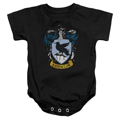 Harry Potter Ravenclaw Baby Onesie