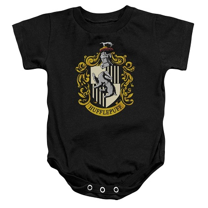 Harry Potter Hufflepuff Baby Onesie