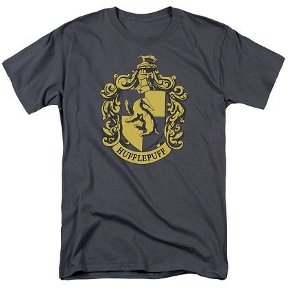 Harry Potter Hufflepuff Crest Tshirt