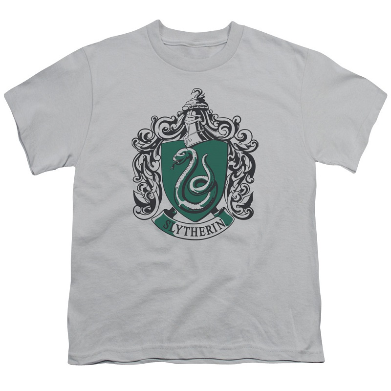 Harry Potter Slytherin Crest Youth Tshirt