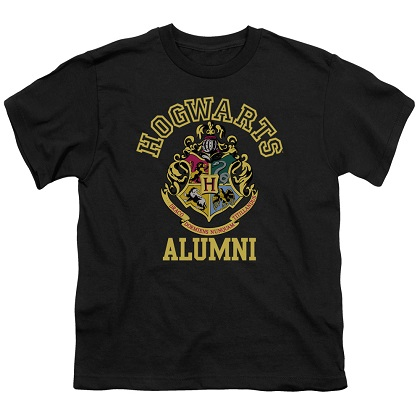 Harry Potter Hogwarts Alumni Youth Tshirt