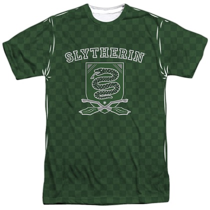 Harry Potter Slytherin Tshirt