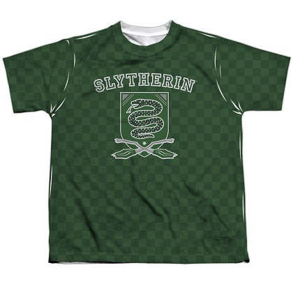 Harry Potter Slytherin Youth Tshirt