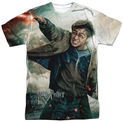 Harry Potter Harry vs Voldemort Tshirt