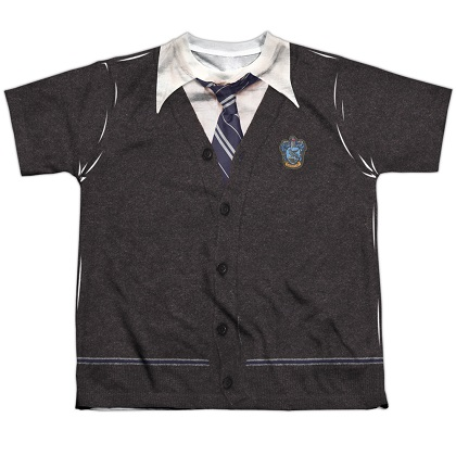 Harry Potter Ravenclaw Uniform Youth Costume Tshirt