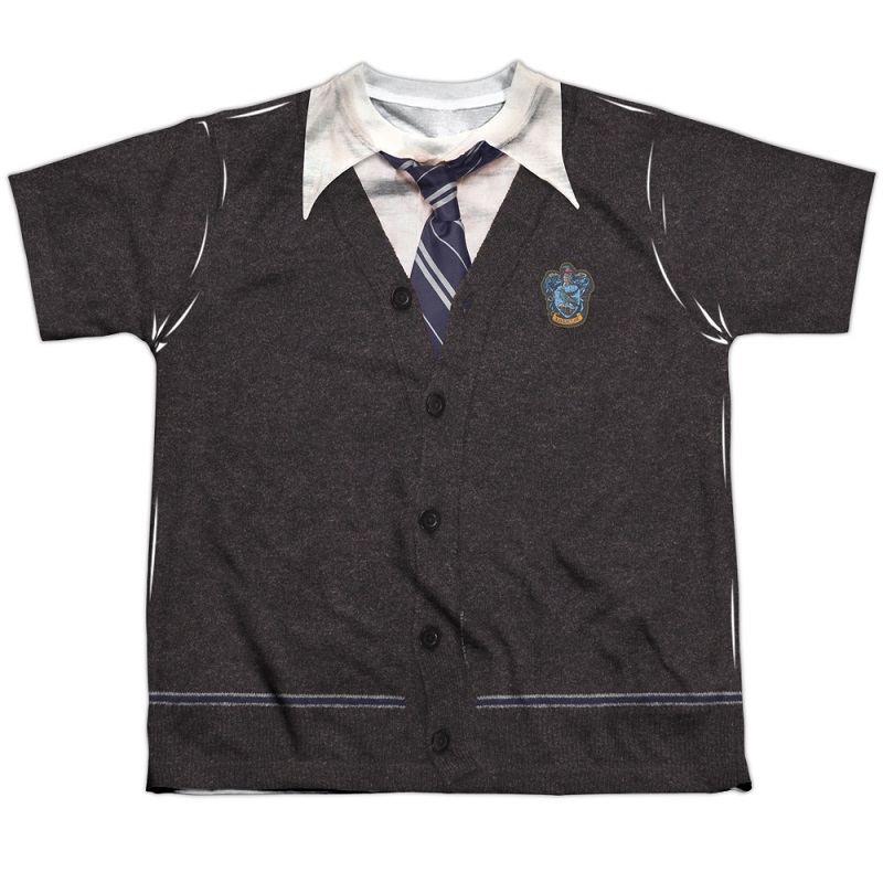 Harry Potter Ravenclaw Uniform Youth Costume Tshirt ...