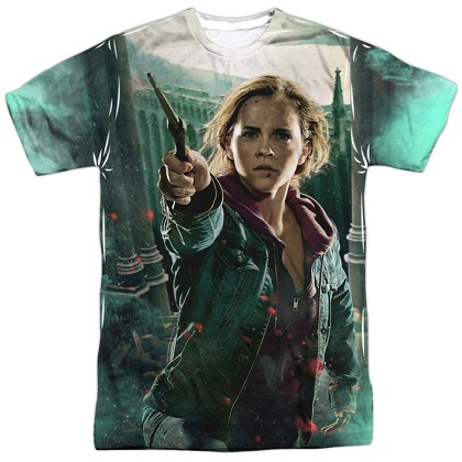 Harry Potter Hermione Final Battle Tshirt