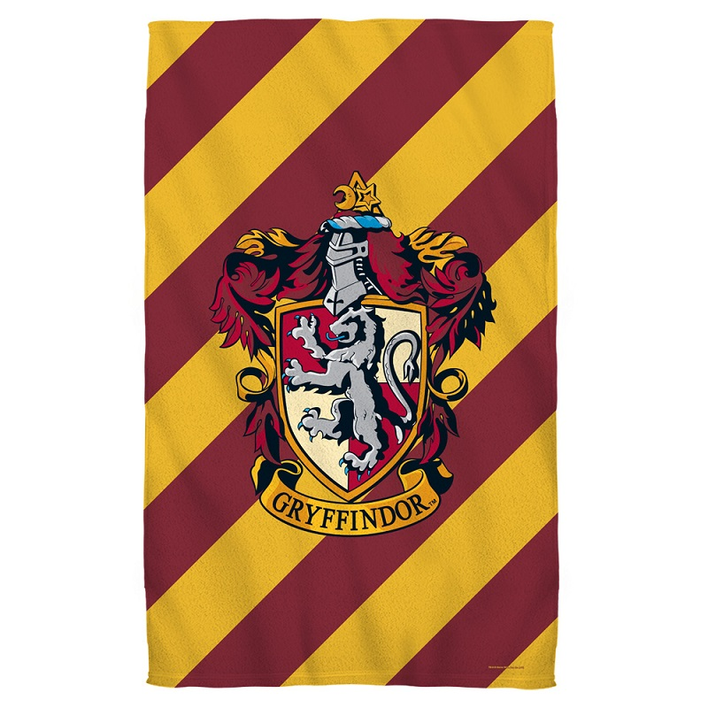 Harry Potter Gryffindor Beach Towel