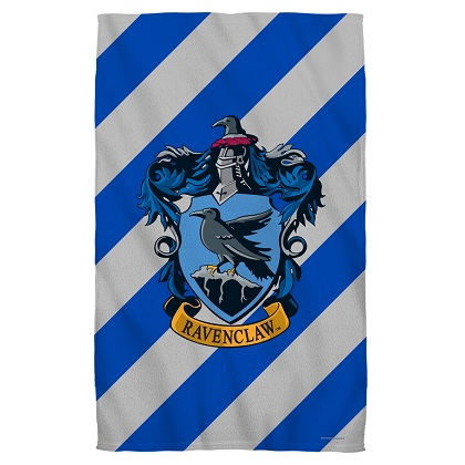 Harry Potter Ravenclaw Beach Towel