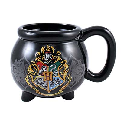 Harry Potter Hogwarts Cauldron Mug