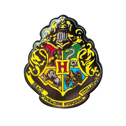 Harry Potter Hogwarts Logo Lapel Pin