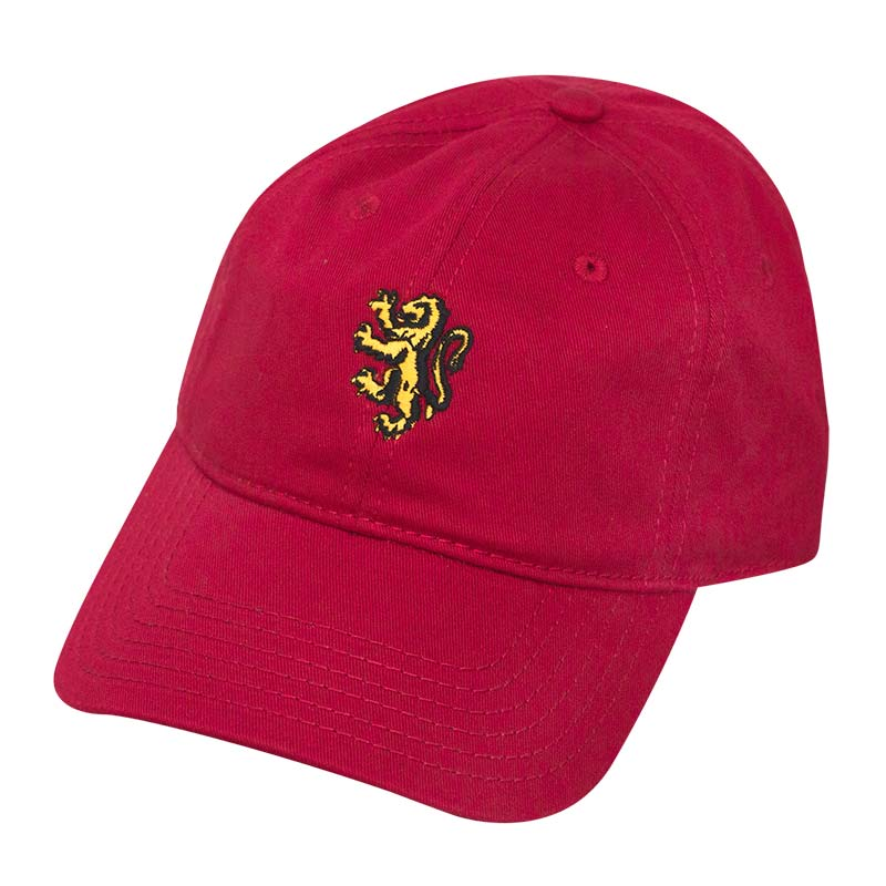 Harry Potter Gryffindor Red Dad Hat
