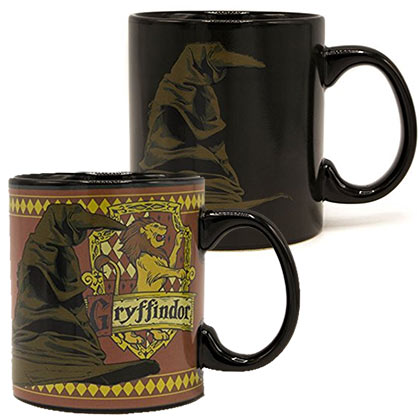 Harry Potter Gryffindor Heat Change Mug