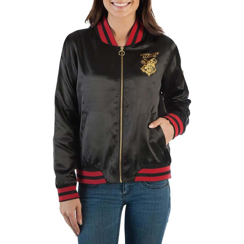 Harry Potter Hogwarts Junior Bomber Jacket