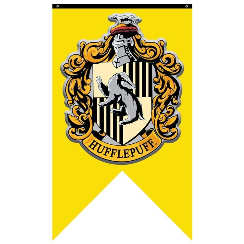 43e181c656b5 item was added to your cart. Item. Price. Harry Potter Yellow Hufflepuff  Banner