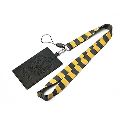 Harry Potter Hufflepuff ID Lanyard