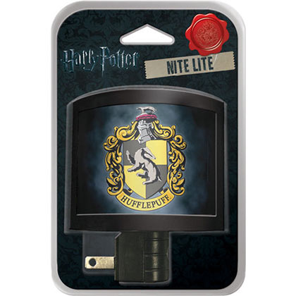 Harry Potter Hufflepuff Insignia Night Light